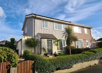 3 bed semi-detached house for sale in Haldon Place, Plymouth PL5