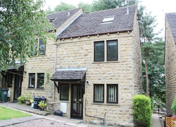 Thumbnail 3 bed end terrace house for sale in Penistone Mews, Haworth, West Yorkshire