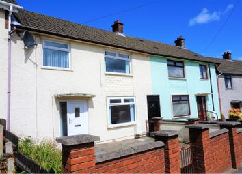 Thumbnail 3 bed terraced house for sale in East Way, Newtownabbey