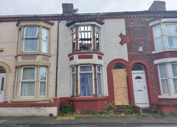 Thumbnail 3 bed terraced house for sale in 74 Antonio Street, Bootle, Merseyside