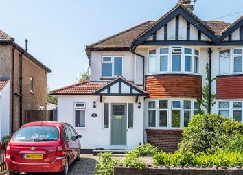 Thumbnail 3 bed semi-detached house for sale in Endway, Surbiton