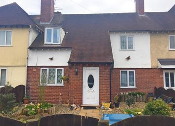 Thumbnail 3 bed terraced house for sale in Young Avenue, Stafford