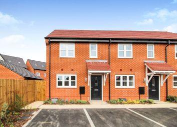Thumbnail 2 bedroom terraced house for sale in 12 Wheatcroft Drive, Edwalton