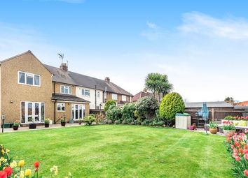 Thumbnail 5 bed semi-detached house for sale in Chessington, Surrey