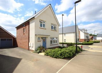 Thumbnail 3 bed detached house for sale in Homington Avenue, Coate, Swindon