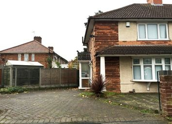 Thumbnail 2 bed property to rent in Hayland Road, Erdington, Birmingham
