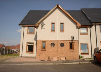 Thumbnail 2 bedroom semi-detached house for sale in Inshes Mews, Inverness