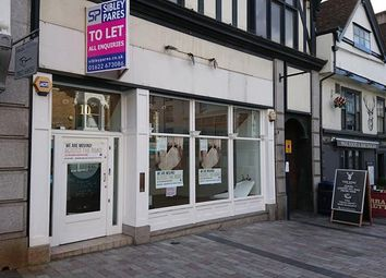 Thumbnail Retail premises to let in Middle Row, Maidstone, Kent