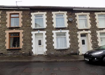 Thumbnail 3 bed terraced house for sale in Tallis Street, Treorchy, Rhondda, Cynon, Taff.