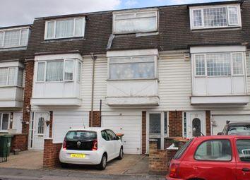 Thumbnail 3 bedroom terraced house for sale in Custom House, London, England