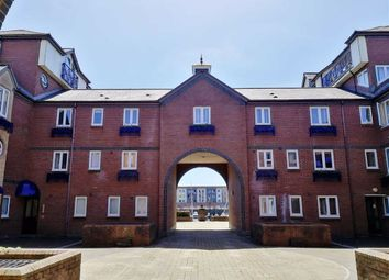 Thumbnail 1 bed flat for sale in Monmouth House, Mannheim Quay, Swansea