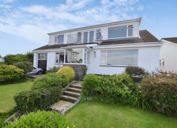 Thumbnail 5 bedroom detached bungalow for sale in Gwelanmor Road, Carbis Bay, St. Ives, Cornwall
