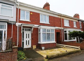 Thumbnail 3 bedroom terraced house for sale in Park Avenue, Withernsea, East Yorkshire