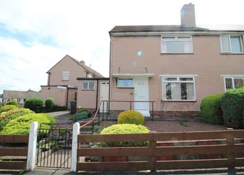 Thumbnail 2 bed semi-detached house for sale in Sunnymeade, Upperby, Carlisle, Cumbria