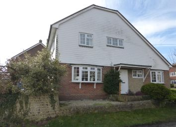 Thumbnail 4 bedroom detached house for sale in Court Farm Close, Piddinghoe, Newhaven