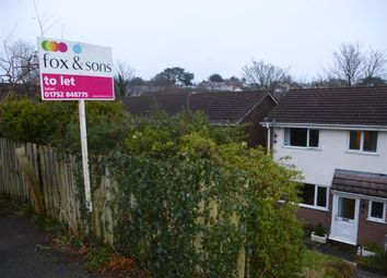 Thumbnail 3 bed property to rent in Frobisher Drive, Saltash