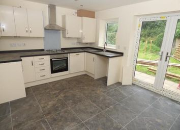 Thumbnail 3 bed town house for sale in Hillside View, Conway Road, Llandudno Junction