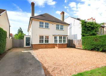 Thumbnail 5 bed detached house for sale in Shelford Road, Trumpington, Cambridge