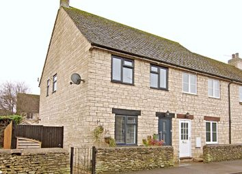 Thumbnail 3 bed semi-detached house for sale in Shipton Road, Milton-Under-Wychwood, Chipping Norton