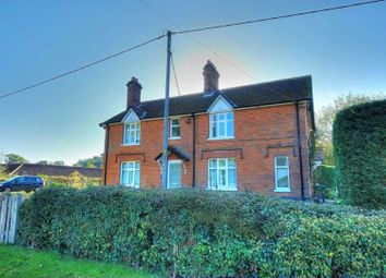 Thumbnail 3 bed detached house for sale in Church Road, Wymondham