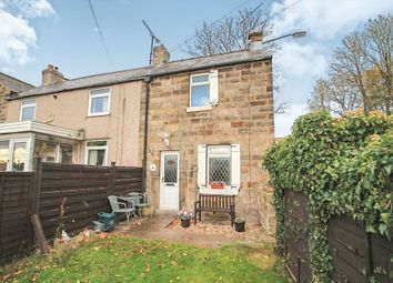 Thumbnail 1 bedroom end terrace house for sale in Chesterfield Road, Matlock