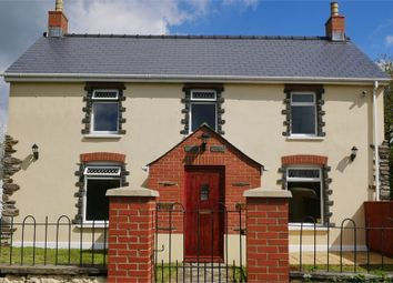 Thumbnail 4 bed detached house for sale in Lammas Fold, Camrose, Haverfordwest, Pembrokeshire