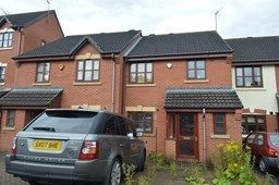 Thumbnail 3 bed terraced house to rent in Pepper Wood Drive, Northfield, Birmingham