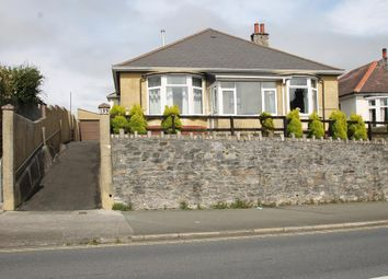 Thumbnail 2 bed detached bungalow for sale in Eggbuckland Road, Hartley, Plymouth