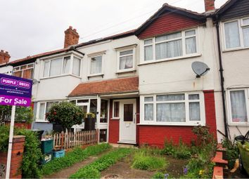 Thumbnail 3 bed terraced house for sale in Mitcham Road, Croydon