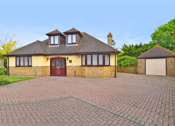 Thumbnail 4 bed detached bungalow for sale in The Paddocks, Cliftonville, Margate, Kent
