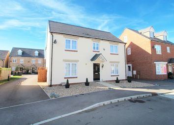 Thumbnail 4 bed detached house for sale in Kingfisher Road, Wixams, Bedford