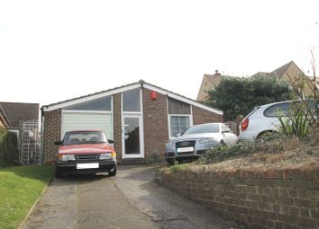 Thumbnail 3 bed detached bungalow for sale in Brompton Farm Road, Strood, Kent