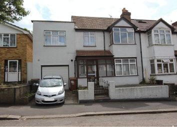 Thumbnail 5 bed semi-detached house for sale in Station Approach, Gordon Road, Carshalton