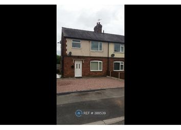 Thumbnail 3 bed semi-detached house to rent in Park Avenue, Chester