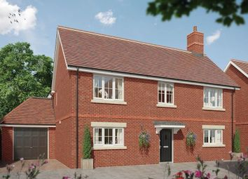 """Thumbnail 3 bed detached house for sale in """"The Sampford"""" at Green Road, Rickling Green, Saffron Walden"""