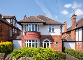 Thumbnail 4 bed detached house for sale in Harrow Road, West Bridgford, Nottingham