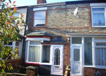 Thumbnail 2 bed terraced house for sale in Ferndale Avenue, Edgecumbe Street, Hull
