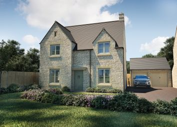 "Thumbnail 4 bed detached house for sale in ""The Berrington"" at Kingfisher Road, Bourton-On-The-Water, Cheltenham"