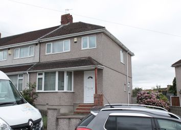 Thumbnail 3 bed end terrace house to rent in Novers Park Road, Knowle, Bristol