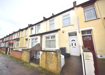 Thumbnail 3 bed terraced house for sale in Roman Road, Ilford