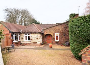 Thumbnail 3 bedroom detached bungalow for sale in Tindal Close, Yateley