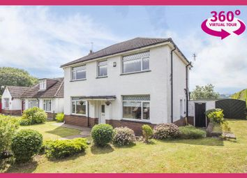 Thumbnail 3 bed detached house for sale in Malpas Road, Newport