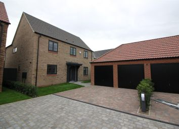 Thumbnail 4 bed detached house for sale in Plot 18, Valley View, Retford