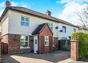 Thumbnail 4 bed semi-detached house for sale in Lindisfarne Road, Alnwick