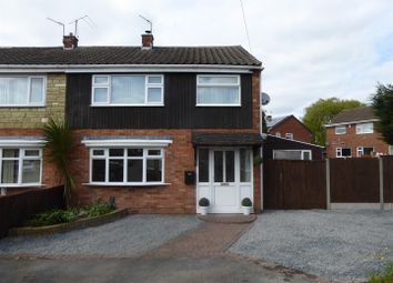Thumbnail 3 bedroom semi-detached house for sale in Colemere Drive, Wellington, Telford