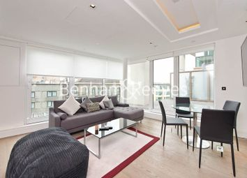 Thumbnail 2 bedroom flat to rent in Kensington High Street, West Kensington