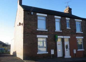 Thumbnail 3 bed end terrace house to rent in Cooperative Terrace, Crook
