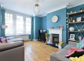 Thumbnail 3 bed flat for sale in Criffel Avenue, Telford Park, London