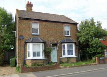 Thumbnail 2 bed maisonette to rent in Days Lane, Sidcup