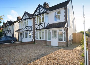 Thumbnail 3 bed semi-detached house to rent in Rickmansworth Road, Amersham